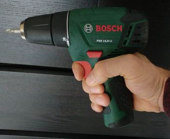 Akkuschrauber Test Bosch
