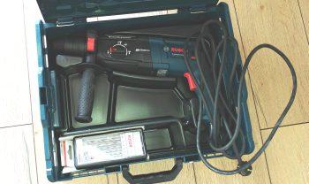 Bohrhammer Test Boschhammer