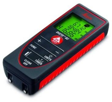 Laser-Entfernungsmesser Test