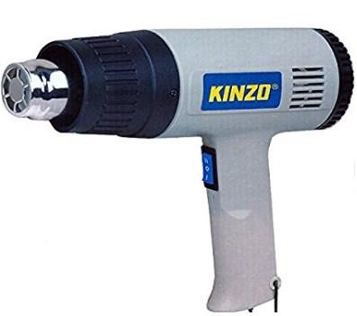 Kinzo Heißluftpistole Test 2