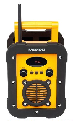 Medion Baustellenradio Kaufempfehlung