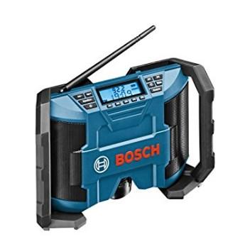 Bosch Baustellenradio Test