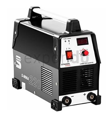 Elektroden Schweißgerät Test Stamos