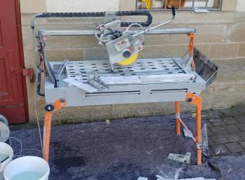 Fliesenschneidemaschine Test für Profis