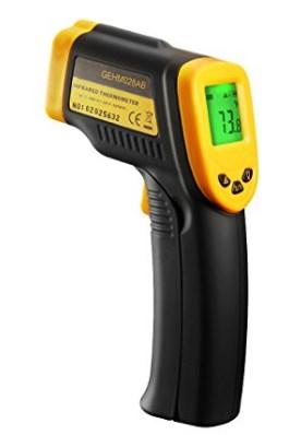 Infrarot Thermometer Testbericht