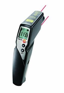 Infrarot Thermometer Testsieger Testo