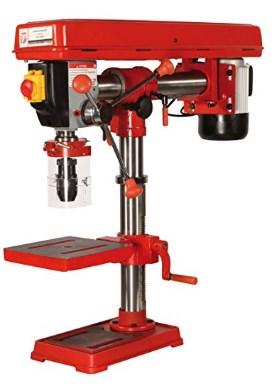 Tischbohrmaschine Test Holzmann