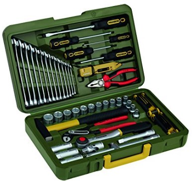 Werkzeugkoffer Testsieger