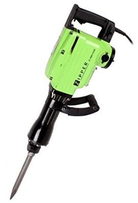 Abbruchhammer Test Zipper