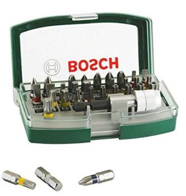 Bit Set Testsieger Bosch
