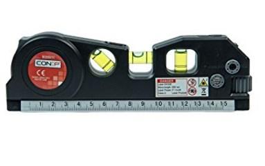 Laser Entfernungsmesser Hagebaumarkt : Laser wasserwaage test & vergleich 2018: gearmax bosch con:p