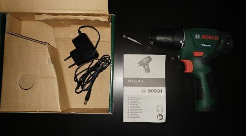 Bosch PSR Test 10,8