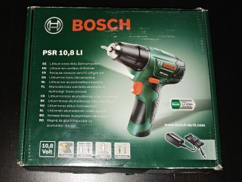Bosch PSR Test