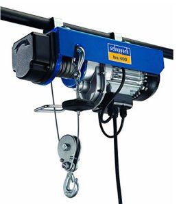 elektrische Seilwindenanlage Testsieger