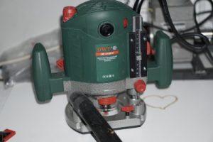 Oberfräse 2100 Watt DWTSwiss AG