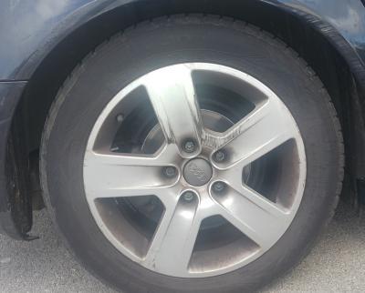 Reifenwechsel Schrauben