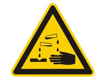 Gefahrstoffe in der Werkstatt lagern