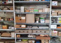 Regalsysteme für die Werkstatt