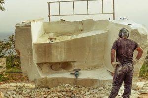 Steinbearbeitungswerkzeuge Bildhauer
