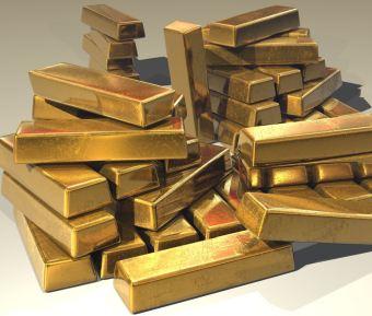 Metalldetektor fuer Schatzsuche Gold