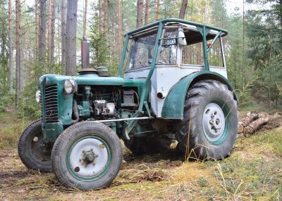 Traktor Zapfwellenantrieb