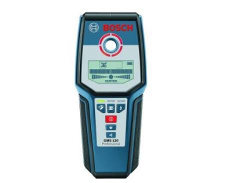 Bosch GMS 120 test leitungssucher