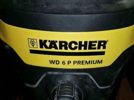 Kaercher WD6 Premium
