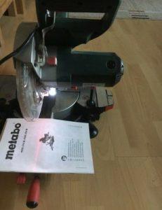 Metabo KGS 216 M kaufen